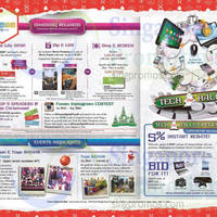 Funan Digitalife Mall Tech the Halls Promotions 14 Nov - 31 Dec 2014