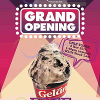 Read more about Gelare FREE Ice Cream Scoop Giveaway @ Tampines 1 8 Nov 2014