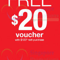 Read more about Giordano Spend $120 & Get Free $20 Voucher 21 Nov 2014