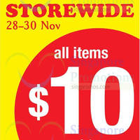 Read more about Giordano Storewide $10 2nd Piece Promo @ Selected Locations 28 - 30 Nov 2014