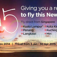 Read more about Air Asia From $50 (all-in) Promo Air Fares 17 - 23 Nov 2014