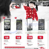 Singtel Smartphones, Tablets, Broadband & Mio TV Offers 1 - 7 Nov 2014