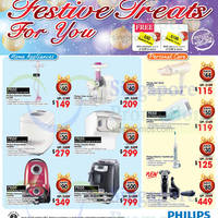 Read more about Harvey Norman Philips Kitchenware & Personal Care Offers 20 - 26 Nov 2014