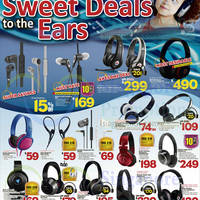 Harvey Norman Headphones & Earphone Offers 27 Nov - 3 Dec 2014