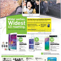 Starhub Smartphones, Tablets, Cable TV & Broadband Offers 1 - 7 Nov 2014