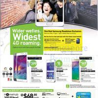 Starhub Smartphones, Tablets, Cable TV & Broadband Offers 1 - 7 Nov 2014