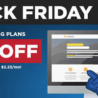 HostGator Web Hosting 55% - 75% OFF Black Friday Promo 29 Nov - 2 Dec 2014