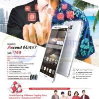 Read more about Huawei Ascend Mate7 Features & Price 15 Nov 2014