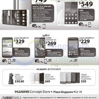 Read more about Huawei Smartphones No Contract Offers 29 Nov 2014