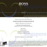 Read more about Hugo Boss Sale 29 Nov 2014