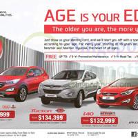 Read more about Hyundai Santa Fe, Tucson, i40 Offers 15 Nov 2014