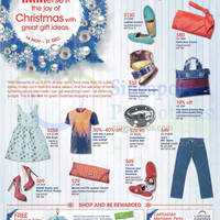 IMM Christmas Promotions 14 Nov - 31 Dec 2014
