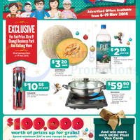 Read more about NTUC Fairprice Electronics, Groceries, Household, Luggages & More 6 - 19 Nov 2014