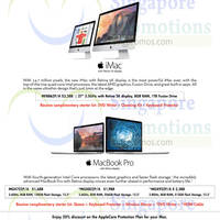 Read more about Infinite Apple iMac & Apple MacBook Pro Offers 19 Nov - 31 Dec 2014