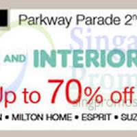 Read more about Isetan Home & Interior Sale @ Parkway Parade 17 - 23 Nov 2014