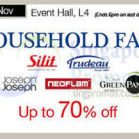 Read more about Isetan Household Fair @ Isetan Scotts 7 - 13 Nov 2014