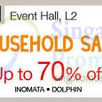 Read more about Isetan Household Sale @ Isetan Tampines 17 - 23 Nov 2014