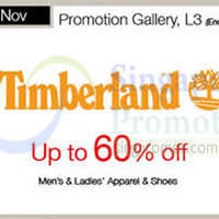 Read more about Timberland Promo @ Isetan Scotts 7 - 13 Nov 2014