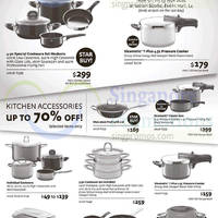 Read more about Isetan Silit Kitchenware Offers @ Isetan Scotts 7 - 13 Nov 2014