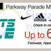 Read more about Isetan Sports Sale @ Parkway Parade 10 - 16 Nov 2014