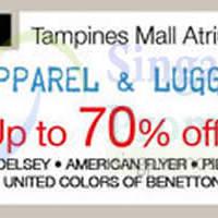 Read more about Isetan Travel Apparel & Luggage Fair @ Isetan Tampines 17 - 22 Nov 2014