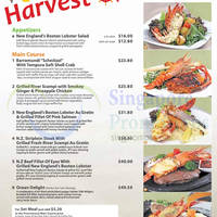 Read more about Jack's Place Harvest of the Sea Menu 4 Nov 2014