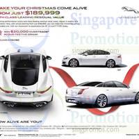 Read more about Jaguar XF, XJ & F-Type Offers 1 Nov 2014