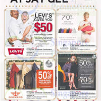 Read more about Citibank & Jay Gee Card Fashion Deals & Promotions 28 Nov - 31 Dec 2014