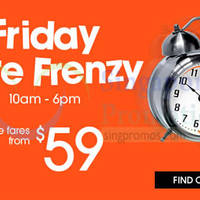 Read more about Jetstar From $59 8hr Promo Air Fares 14 Nov 2014