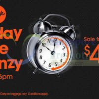 Read more about Jetstar From $44 Black Friday 6hr Promo Fares 28 Nov 2014