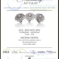 Read more about Jewellery Affair @ Hilton Shopping Gallery 6 - 8 Nov 2014