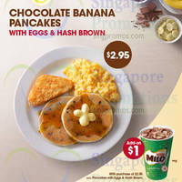 Read more about KFC New Chocolate Banana Pancakes (Breakfast Hours) 4 Nov 2014