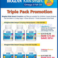 Read more about Bioglan Fish Oil Promotion @ Guardian 13 Nov 2014