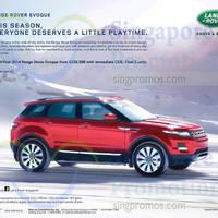 Read more about Land Rover Range Rover Evoque Features 22 Nov 2014
