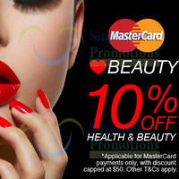 Read more about Lazada 10% OFF Health & Beauty Promo 15 Nov 2014