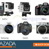 Lazada $20 OFF $80 Spend Storewide 1-Day Coupon Code 30 Jul 2015