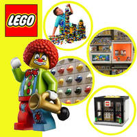 Read more about Lego New Certified Store Opening Promotions @ Suntec 29 - 30 Nov 2014