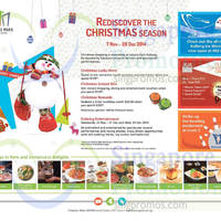 Read more about Leisure Park Kallang Rediscover the Christmas Season Promos & Activities 7 Nov - 28 Dec 2014