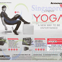 Read more about Lenovo Funan Roadshow @ Funan DigitaLife Mall 20 - 23 Nov 2014