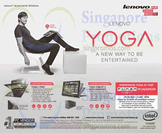 Lenovo 15 Nov 2014