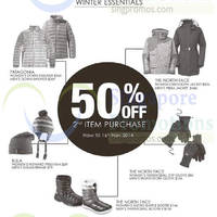 Read more about Liv Activ Winter Essentials 50% OFF 2nd Item 7 - 16 Nov 2014
