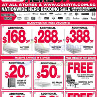 Read more about Courts Big Hero 48hr Sale 15 - 16 Nov 2014