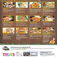 Maybank 1-for-1 Dining & More Offers 20 Nov - 31 Dec 2014