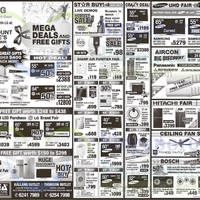 Read more about Mega Discount Store TVs, Appliances & Other Offers 8 Nov 2014