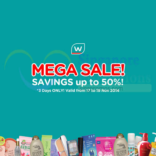 Mega Sale Saving Up to 50 Percent