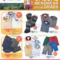 Read more about NTUC Fairprice Beauty, Groceries, Menswear & Christmas Offers 13 - 26 Nov 2014