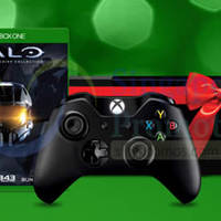 Microsoft Xbox One Console Free Halo Game Promo 26 Nov - 31 Dec 2014