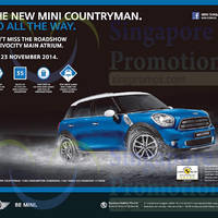 Mini Roadshow @ VivoCity 19 - 23 Nov 2014