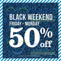 New Look 50% OFF Selected Items Black Friday Promo 28 Nov - 1 Dec 2014