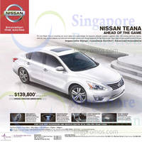 Read more about Nissan Teana Price & Features 15 Nov 2014